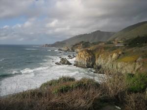 pe coasta Pacificului