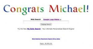 congrats mike